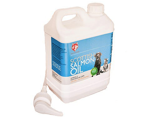 Healthy Hounds Salmon Oil 2500ml + 500ml Grátis