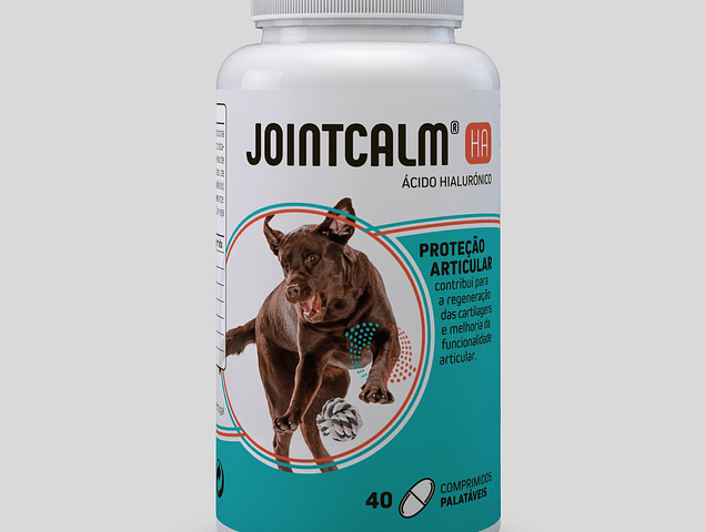 Jointcalm Pet 40 Comprimidos palatáveis