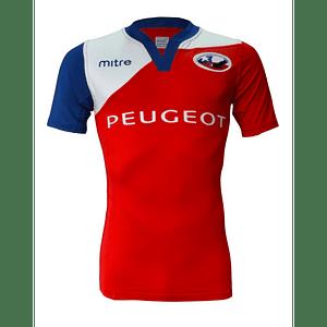 Camiseta Mitre Local Selección Rugby Chile 2014-2016 Cóndores (Niño)