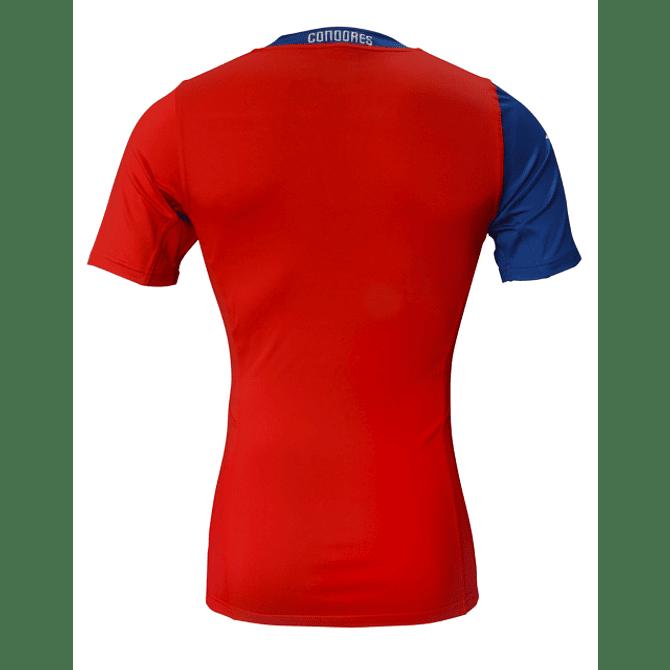 Camiseta Mitre Local Selección Rugby Chile 2014-2016 Cóndores (Niño) - Image 2