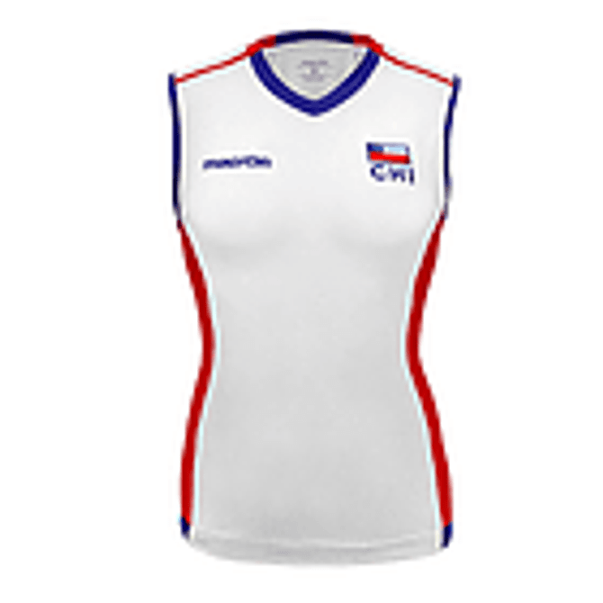 Camiseta Selección Voleibol Mujer Chile Macron - Image 2