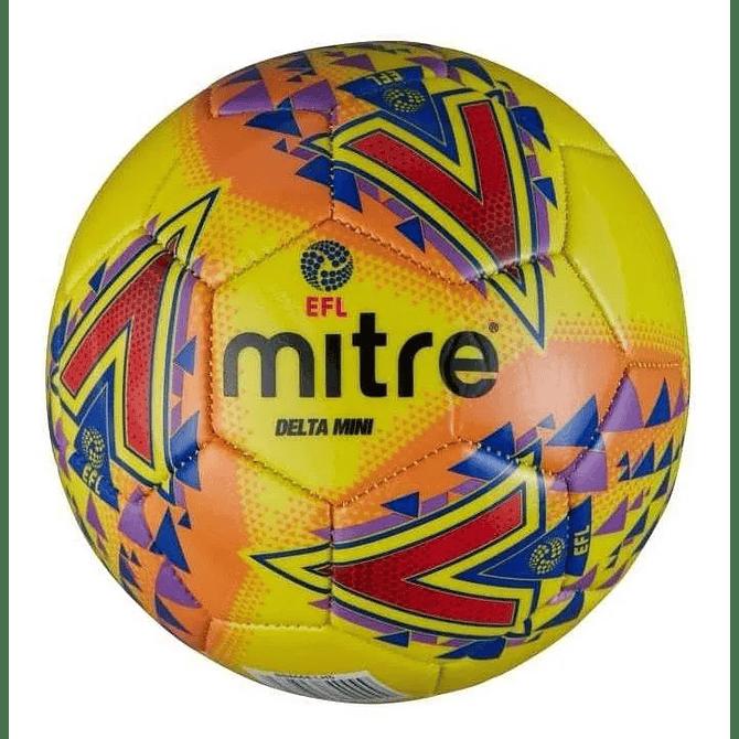 Balón de Fútbol Mitre Delta Mini - Réplica - Image 1