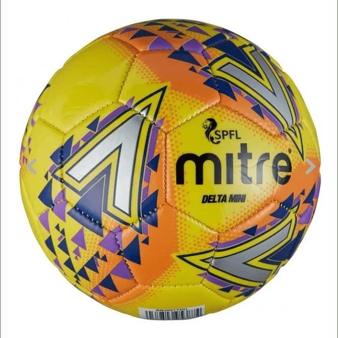 Balón de Fútbol Mitre Delta Mini - Réplica - Image 2
