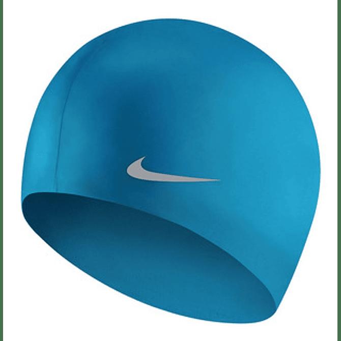 Gorro Nike Swim Silicona Niños y Adultos - Image 2