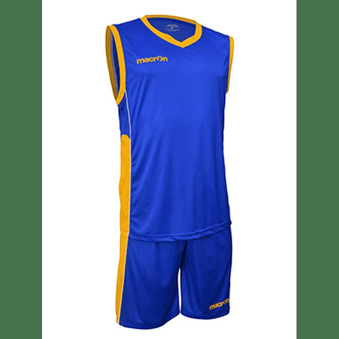 Uniforme de Básketbol Macron Turin (adultos y niños) - Image 2