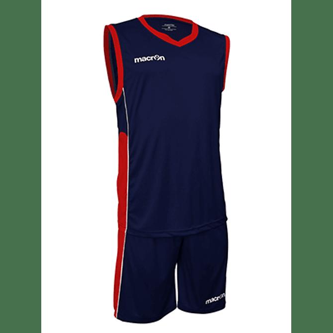 Uniforme de Básketbol Macron Turin (adultos y niños) - Image 4