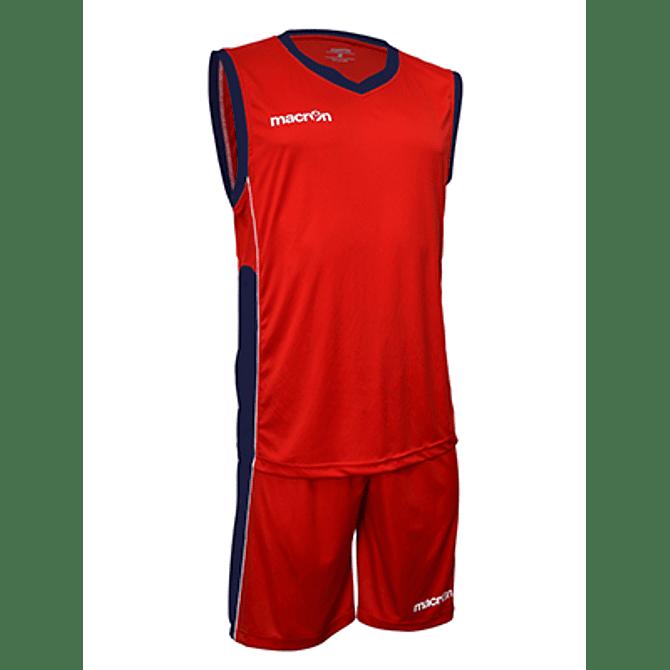 Uniforme de Básketbol Macron Turin (adultos y niños) - Image 7