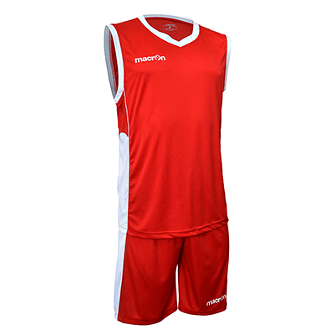 Uniforme de Básketbol Macron Turin (adultos y niños) - Image 8