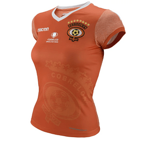 Camiseta Cobreloa 2020 Mujer Local