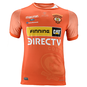 Camiseta Niño Macron Cobreloa 2020 Local