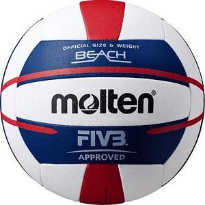 Balón Voleibol Playa Molten BV 5000 Oficial FIVB