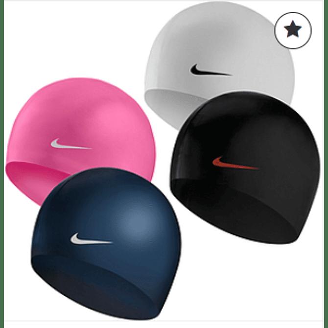 Gorra de Natación Nike Swim Silicona 93060 - Image 1