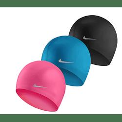 Gorra de Natación Nike Swim Silicona Jr. Tess0106