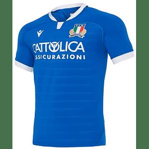 Camiseta Macron Selección de Rugby Italia 20/21 Local