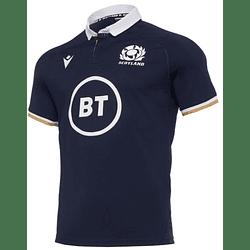 Camiseta Macron Selección de Rugby Escocia 20/21 LOCAL