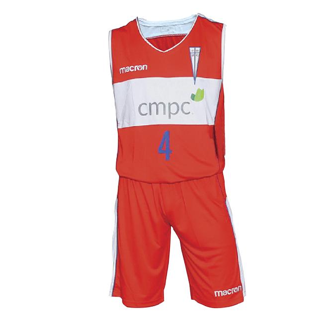 Kit Basquetbol UC Visita - Image 1