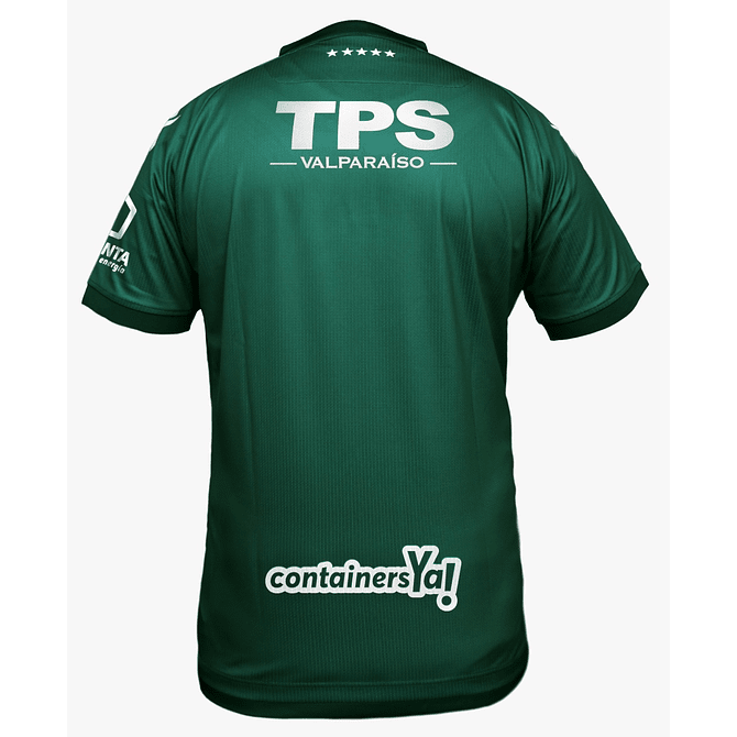 Camiseta Macron Santiago Wanderers 2021 Local Niño - Image 2