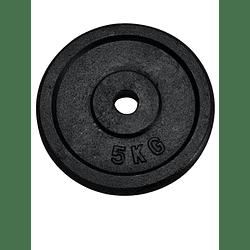 Disco de Acero 5kg