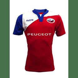 Camiseta Mitre Local Selección Rugby Chile 2014-2016 Cóndores (Adulto)