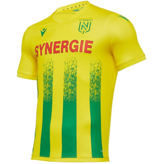 Camiseta Nantes 20/21 Local
