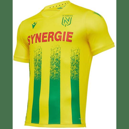 Camiseta Nantes 20/21 Local
