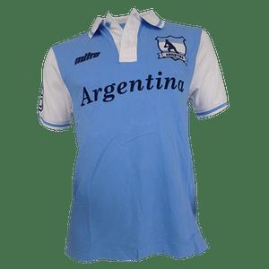 Polera Mitre Rugby Urban Argentina Manga Corta