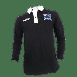Polera Mitre Rugby Urban New Zealand Manga Larga