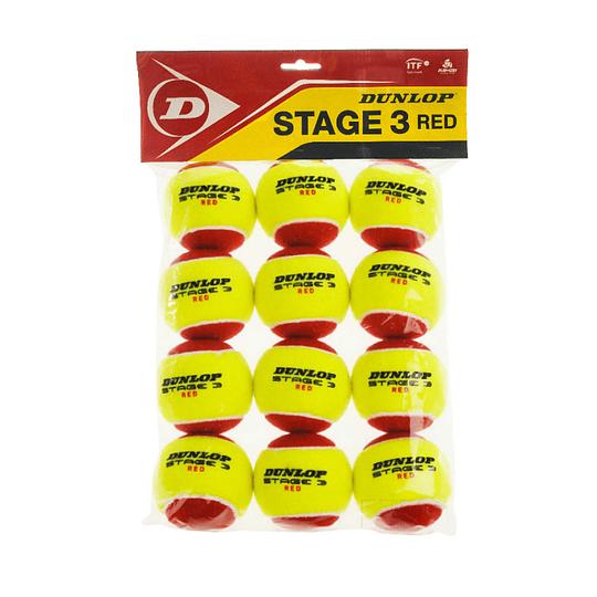 Pelota De Tenis Stage 3