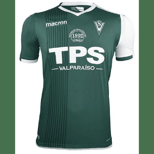Camiseta Wanderers 2019 Local