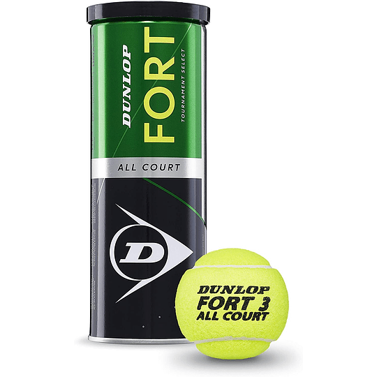 Pelota de Tenis Fort All Court
