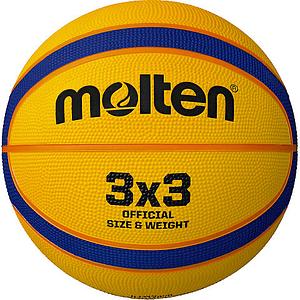 Balón de Básquetbol Molten 3x3 T2000