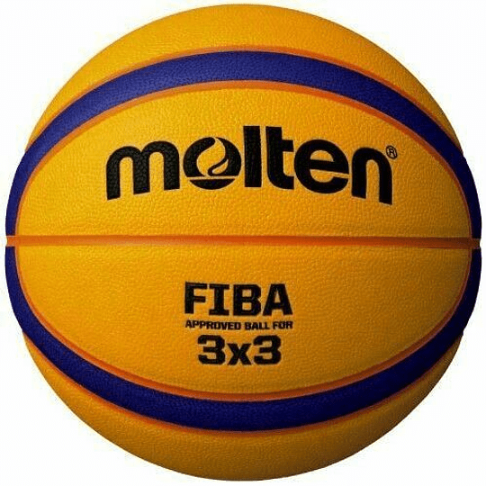 Balón de Básquetbol Molten 3x3 T5000