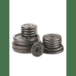 Discos De Acero (10 KG)