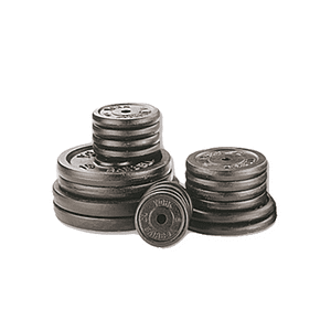 Discos De Acero (5.0 KG)