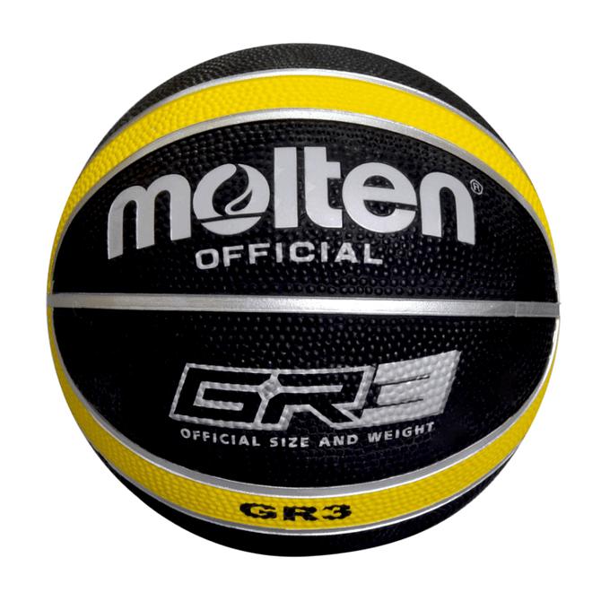 Balón de Básquetbol Molten Goma BGR - Image 2