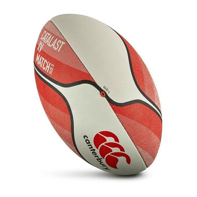 Balón de Rugby Canterbury Catalast XV Match - Image 1