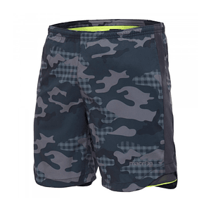 Boston Short Running Hombre Camuflaje