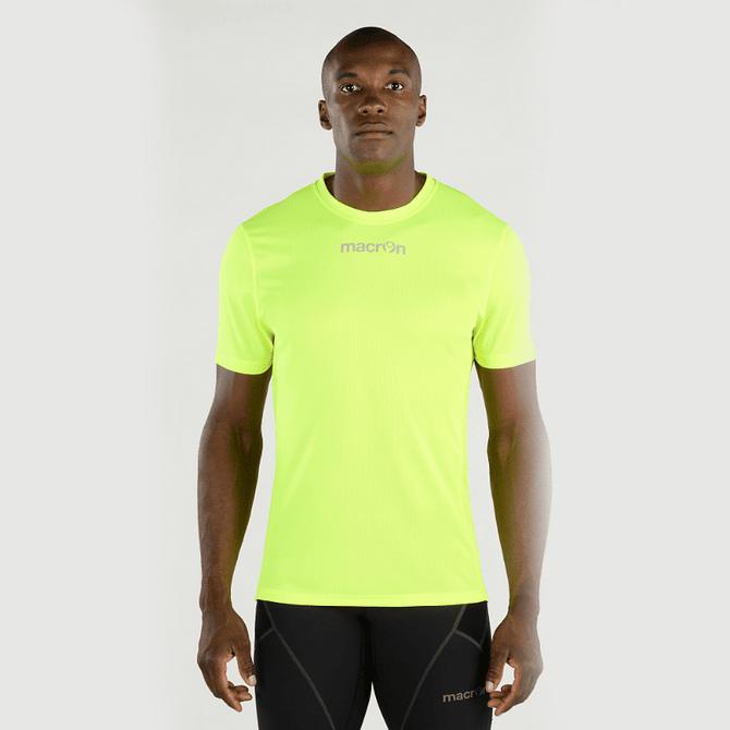 Polera Running Hombre Amarillo M247  - Image 3