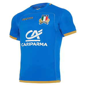 CAMISETA MACRON RUGBY ITALIA LOCAL 2018