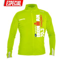 Chaqueta Ciclismo Ironman Coquimbo 2019 Amarilla