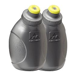 Pack Repuesto Botellas Push-Pull Cap 300 Ml Gris (2 Un)