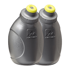 Pack Repuesto Botellas Push-Pull Cap 300 Ml Gris (2 Un)