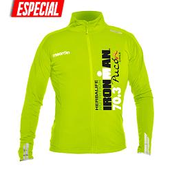 Chaqueta Ciclismo Ironman Pucón 2019 Amarilla