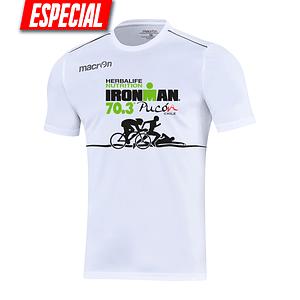 Polera Blanca Rigel Ironman Pucón 2019