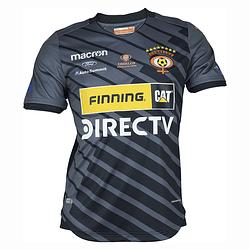 Camiseta Cobreloa 2019 Negra/ Tercer Equipo