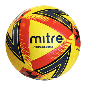 Balón de Futbolito Mitre Modelo Match