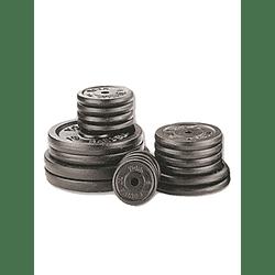 Discos De Acero (0.5 kg)