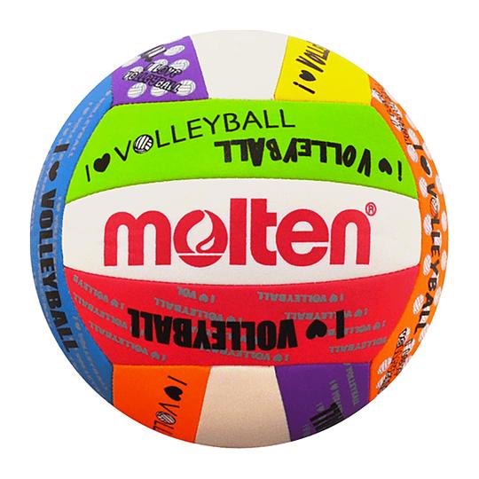 Balón de Vóleibol Playa Molten New Love Volley