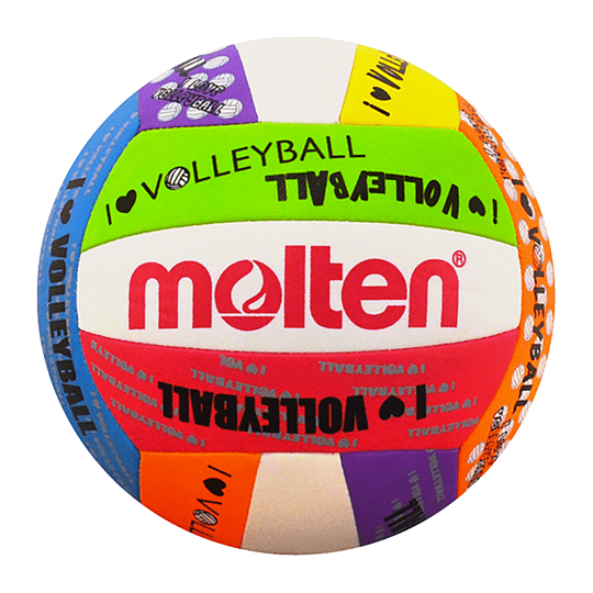 Balón de Vóleibol Playa Molten New Love Volley