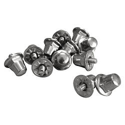 Estoperoles De Aluminio 18 MM